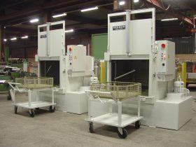 Kermad Industrial cleaning machine frontloader