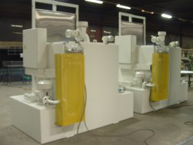 Kermad Industrial cleaning machine