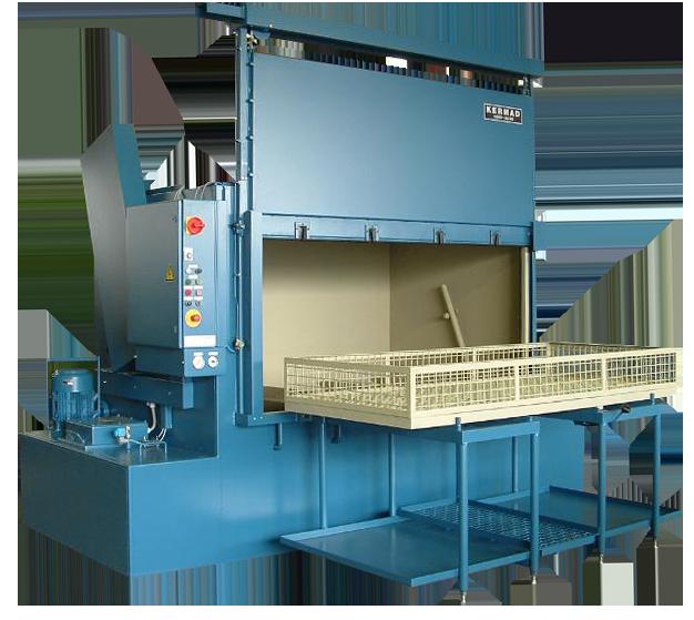 Kermad indutrial cleaning machine